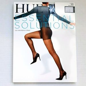 🏷 NWT HUE ESSENTIAL SOLUTIONS SHEER SIZE 3